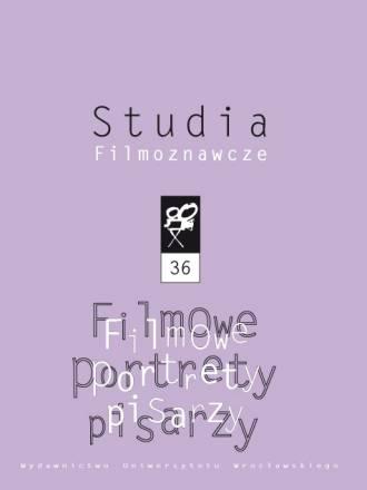 Studia Filmoznawcze 36. Filmowe - okładka książki