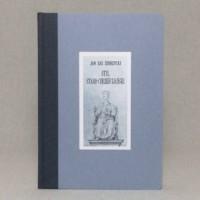 Styl starochrześcijański. Reprint - okładka książki