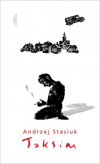 Taksim - okładka książki