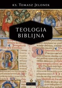 Teologia Biblijna - okładka książki
