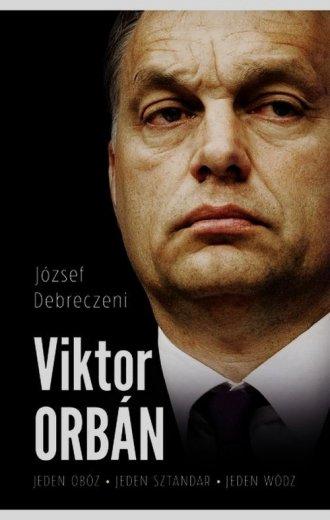 Viktor Orban - okładka książki