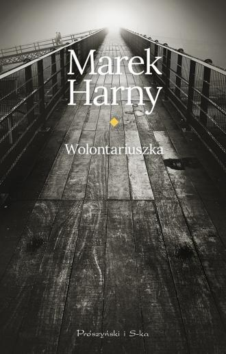 Wolontariuszka - okładka książki