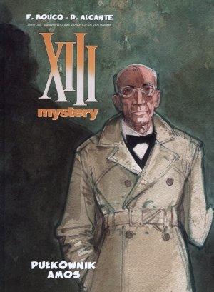 XIII Mystery. Tom 4. Pułkownik - okładka książki