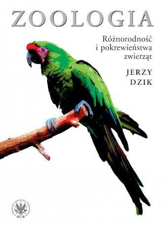 Zoologia. Różnorodność i pokrewieństwa - okładka książki