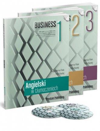 Angielski w tłumaczeniach. Business - okładka podręcznika
