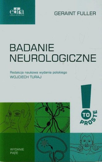 Badanie neurologiczne - okładka książki