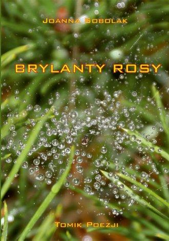 Brylanty rosy - okładka książki