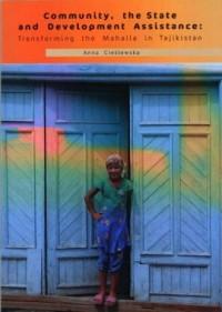 Community, the State and Development - okładka książki