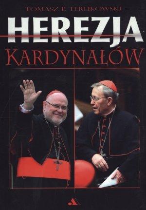 Herezja kardynałów - okładka książki