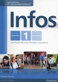 Infos 1 Podręcznik wieloletni. - okładka podręcznika