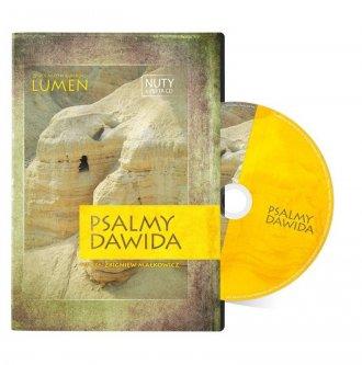 Lumen. Psalmy Dawida - okładka płyty