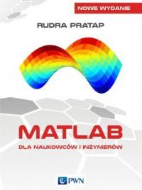 Matlab dla naukowców i inżynierów - okładka książki