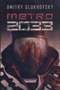Metro 2033 - okładka książki