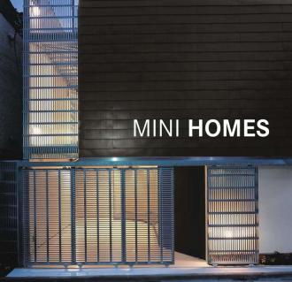 Mini Homes - okładka książki