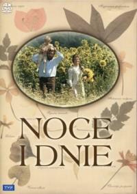 Noce i dnie (4 DVD) - okładka filmu