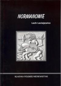 Normanowie - okładka książki