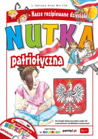Nutka patriotyczna - okładka książki