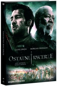 Ostatni rycerze (+ DVD) - okładka filmu