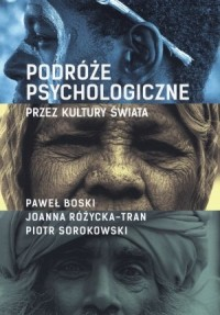 Podróże psychologiczne - Paweł - okładka książki