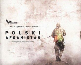 Polski Afganistan - okładka książki
