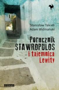 Porucznik Stawropulos i Tajemnica Lewity - okładka książki
