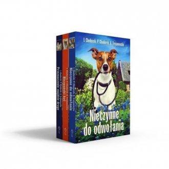 Psy, koty i weterynarz. PAKIET - okładka książki