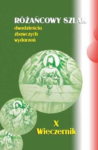 Różańcowy szlak. Dwadzieścia historii - okładka książki