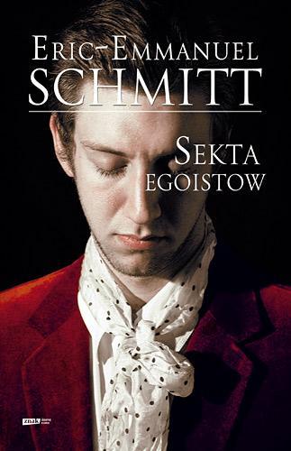 Sekta egoistów - okładka książki