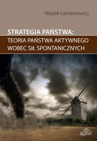 Strategia państwa: teoria państwa - okładka książki