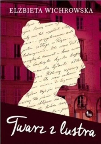 Twarz z lustra - okładka książki
