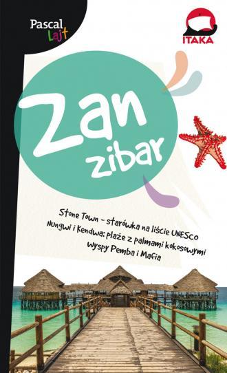 Zanzibar. Przewodnik Lajt - okładka książki