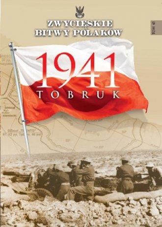 1941 Tobruk. Seria: Zwycięskie - okładka książki