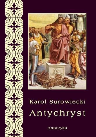 Antychryst - okładka książki