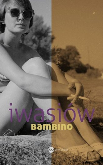 Bambino - okładka książki