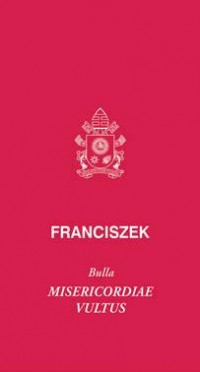 Bulla Misericordiae Vultus - okładka książki