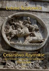 Cesarstwo Rzymskie. Ograniczona - okładka książki