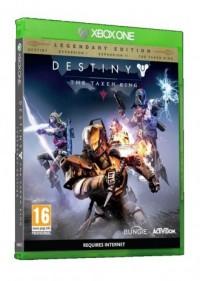 Destiny.The Taken King Legendary. Edition Xbox One - pudełko programu