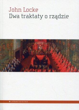 Dwa traktaty o rządzie - okładka książki