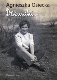 Dzienniki 1952 - okładka książki