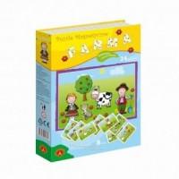 Farma (puzzle magnetyczne) - zdjęcie zabawki, gry