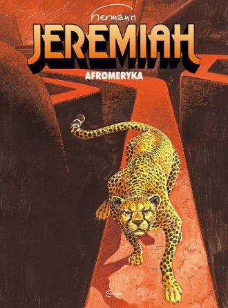 Jeremiah. Tom 7. Afromeryka - okładka książki