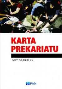 Karta Prekariatu - okładka książki