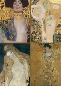 Klimt Collection (puzzle 1000-elem.) - zdjęcie zabawki, gry