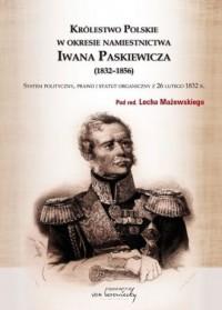 Królestwo Polskie w okresie namiestnictwa - okładka książki