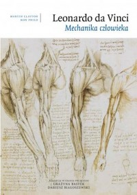 Leonardo da Vinci. Mechanika człowieka - okładka książki