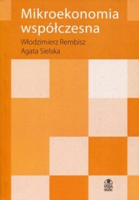 Mikroekonomia współczesna - okładka książki
