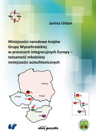 Mniejszości narodowe krajów Grupy - okładka książki