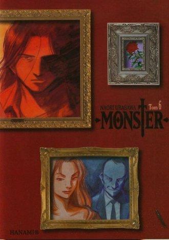 Monster 6 - okładka książki