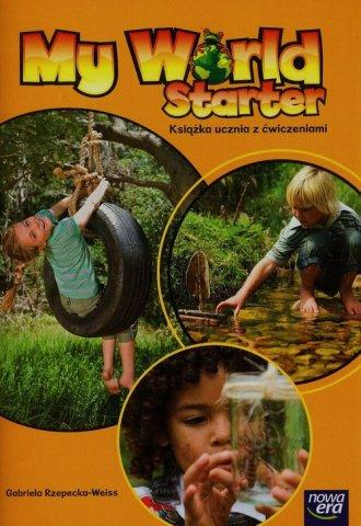 My World Starter. Szkoła podstawowa. - okładka podręcznika