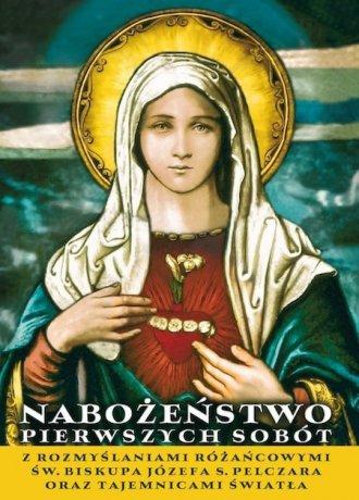 Nabożeństwo pierwszych sobót z - okładka książki
